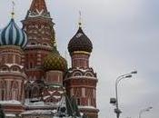 Beautiful temples: Basil's Cathedral, Moscow