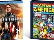 Exclusiva Best para DVD/Blu-ray Capitán América