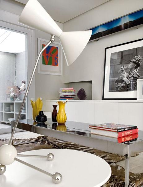 La casa de un coleccionista de arte