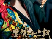 Poster Flowers War, Zhang Yimou
