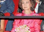 Majestad acude Concierto Mundial Alzheimer