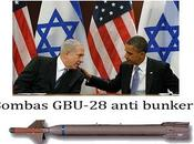 vendió secreto bombas antibúnker Israel