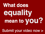 What Does Equality Mean To You? / ¿qué significa Igualdad para ti?