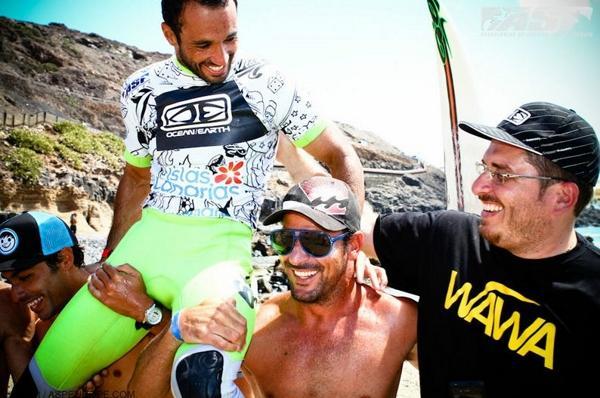 Jonathan Gonzalez Imparable En El ASP 2 Star Islas Canarias Ocean