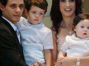 Marc Anthony pasa tiempo ahora hijos mayores