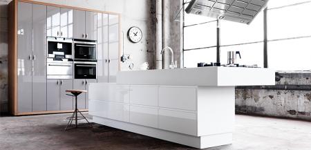 Cocinas blancas v paperblog for Disenos cocinas blancas modernas