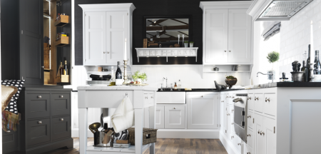 Cocinas blancas v paperblog - Cocinas escandinavas ...