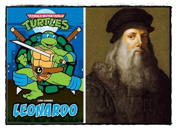 A&P;: Tortugas Ninja #14