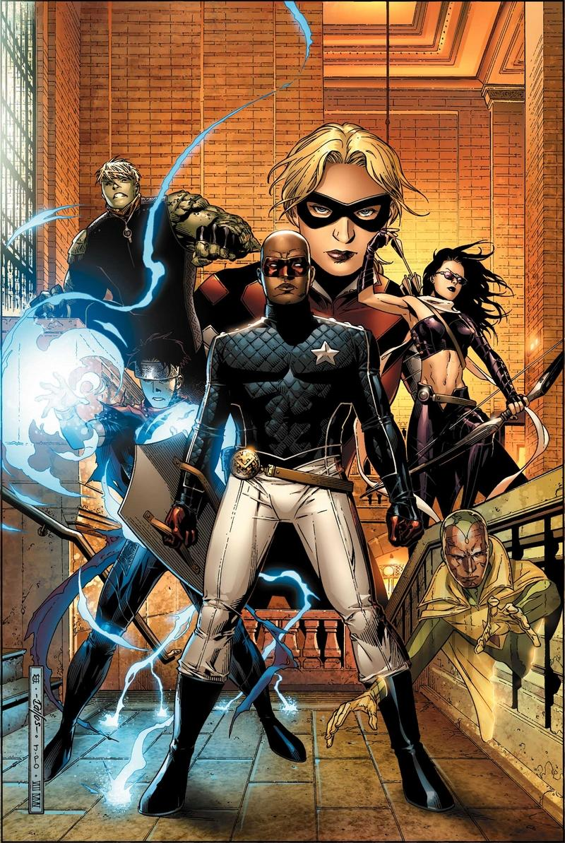Image result for young avengers vol 1