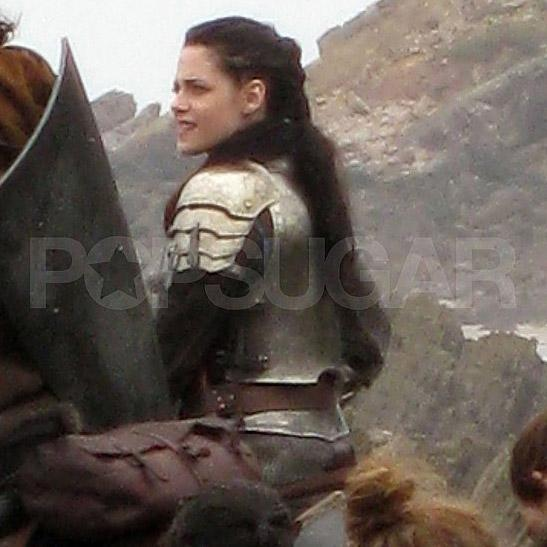 Imágenes de Kristen Stewart en Snow White and the Hunstman
