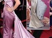 controvertido vestido Dior, Charlize Theron llevó Gala Oscars