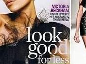 Victoria Beckham, Balmain, portada Marie Claire Australia, abril 2011