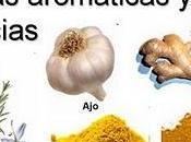 Alimentos inflaman. factor inflamación