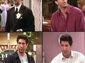 Evolución, Friends: temporada