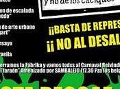Este sábado marzo movimientos sociales volveremos hacer comparsa Carnaval Villalba