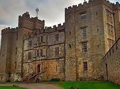 castillo Chilligham, fantasmagórico Inglaterra