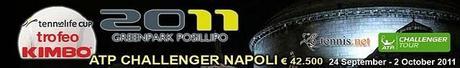 Challenger Tour: Berlocq se metió en cuartos en Napoli