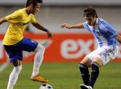 Argentina perdió, Neymar divirtió