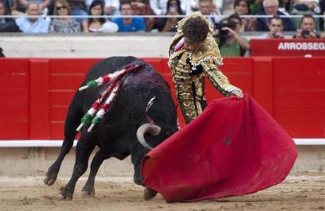 No pienso defender los toros