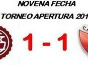 Lanús:0 Colón:0 (Fecha