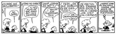 ¡Feliz cumpleaños Mafalda!