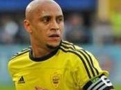 Roberto Carlos, técnico jugador