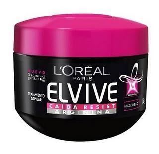 Elvive Caída Resist Arginina de L'Oréal París para un cabello fuerte y poderoso