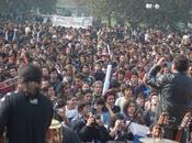 Marcha Estudiantil Jueves Septiembre 2011