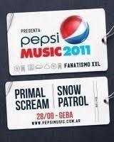 Shows: Primal Scream en Buenos Aires