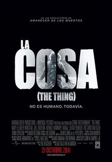 La cosa (The thing) Red Band trailer ruso
