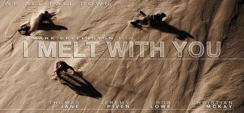 Curiosete trailer de I Melt With You