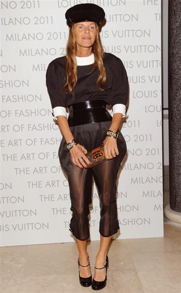 Louis Vuitton: Reinauguración y fiesta en Milán!