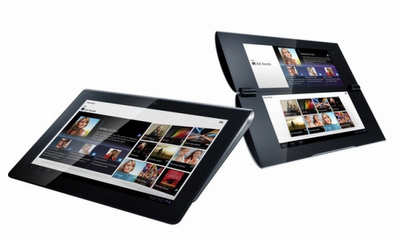 Disponibles en España los tablets S y P de Sony