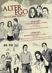 Presentaciones de Alter Ego en La Habana