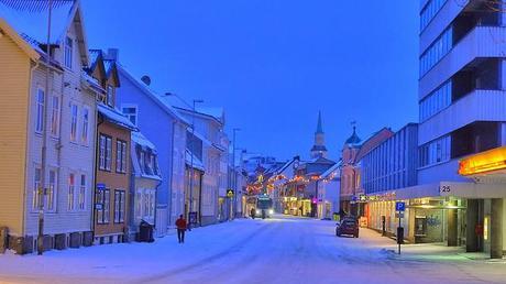 La Laponia noruega