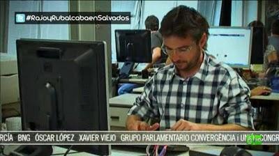 Rubalcaba acepta ser entrevistado por el Follonero