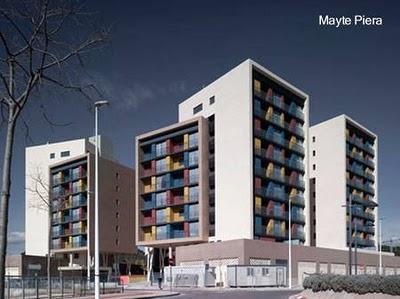 Edificios de apartamentos en espa a paperblog for Arquitectura departamentos modernos