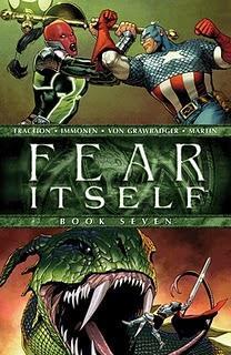 """AXEL IN CHARGE: La actualidad de """"Schism"""" y el futuro tras """"Fear Itself"""""""