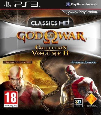 God of War Collection: Vol. 2 / Sony - Ready at dawn / PS3