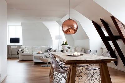 buhardillas con estilo rustico paperblog. Black Bedroom Furniture Sets. Home Design Ideas