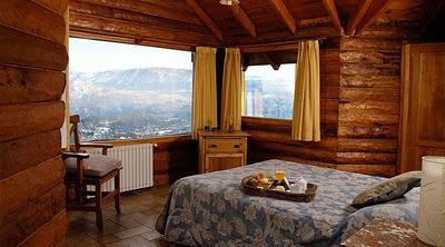 Rustico en las montanas del sur del mundo paperblog for Diseno de muebles de sala rusticos