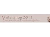 Campeonato España Ajedrez Veteranos 2011