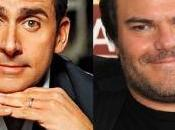 Kevin Kline nuevo Charlie Kaufman junto Steve Carrell, Jack Black Nicolas Cage