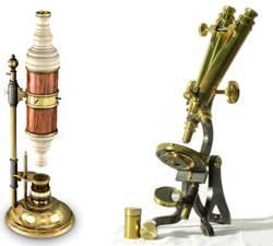 Tipos de Microscopios ópticos