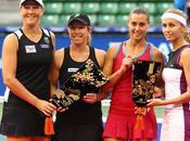 WTA: Dulko quedó paso dobles