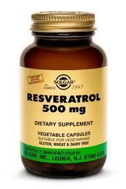 El Resveratrol para paliar la oxidación