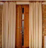 Cortinas r sticas cocina donde comprar paperblog for Donde venden cortinas