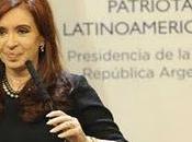 Cristina Fernández confirma presentará reelección Argentina