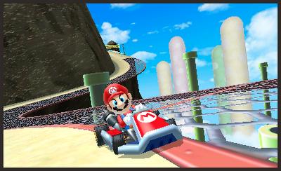 [GAMEFEST 2011] Impresiones Mario Kart 7 (3DS)