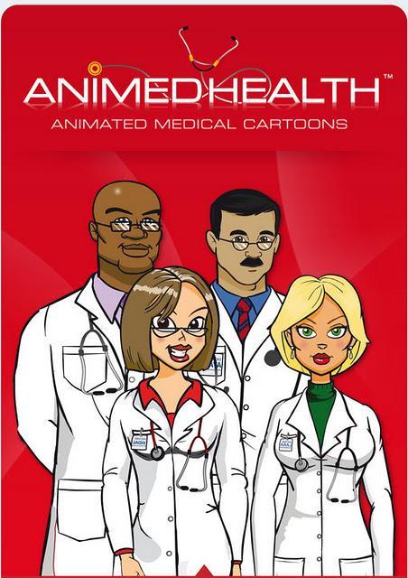Dibujos Animados Para Su Salud Animed Health Español